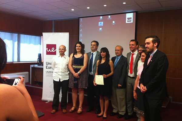 Premio Univ Europea
