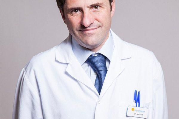 medico artrosis de hombro
