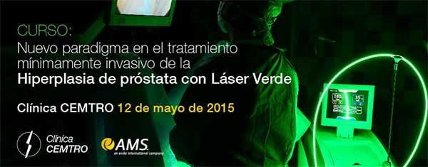 Cirugia de Prostata y Laser Verde