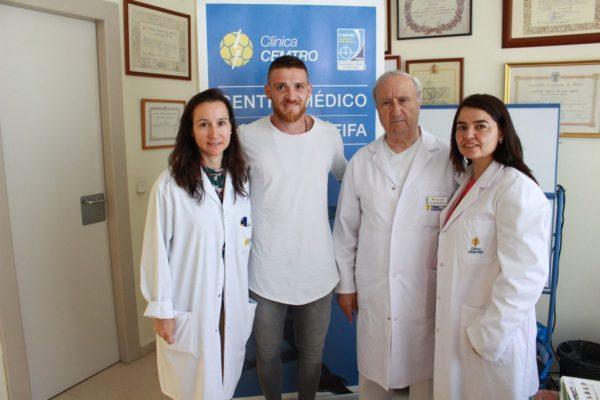 reconocimiento medico Cemtro