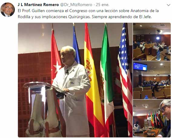 Prof Guillen Curso Rodilla
