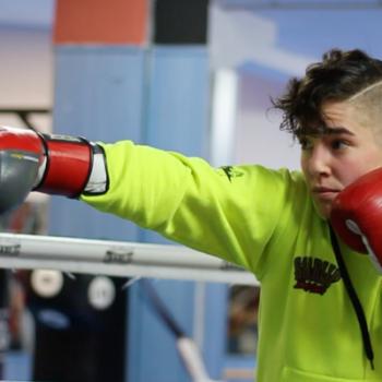 Lara Garcia Boxeo CEMTRO
