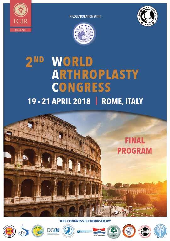 Protesis Rodilla Congreso Artroplasia