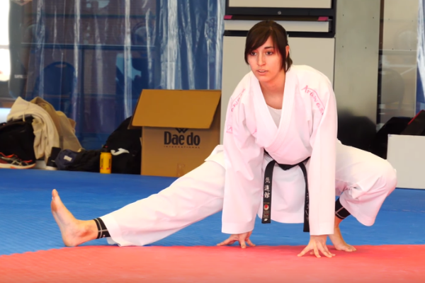 Rotura Ligamento Cruzado Anterior Maria Espinosa Karate