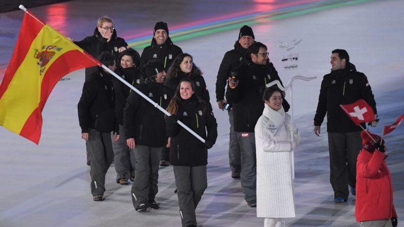 Astrid Fina Deportista CEMTRO Medalla Paralimpica