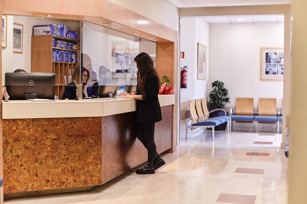 Servicio Radiodiagnóstico Hospital Clinica CEMTRO
