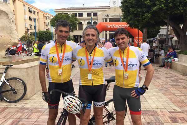 Campeonato ciclismo para medicos
