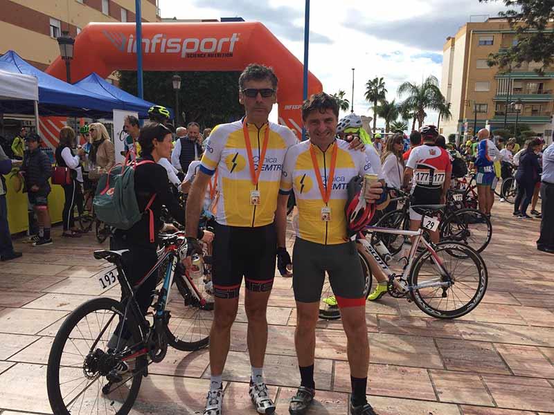 Ciclismo para Medicos Cemtro
