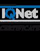 IQ Net Certificate CEMTRO