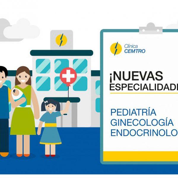 Endocrinologia ginecologia pediatria en montecarmelo