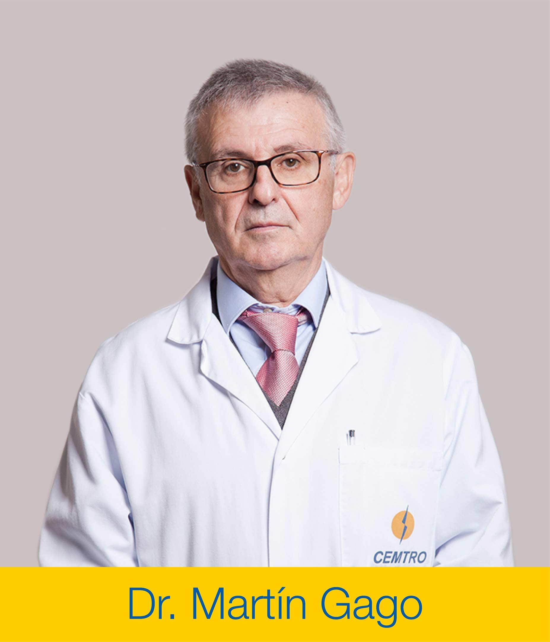 Martin Gago Protesis Rodilla