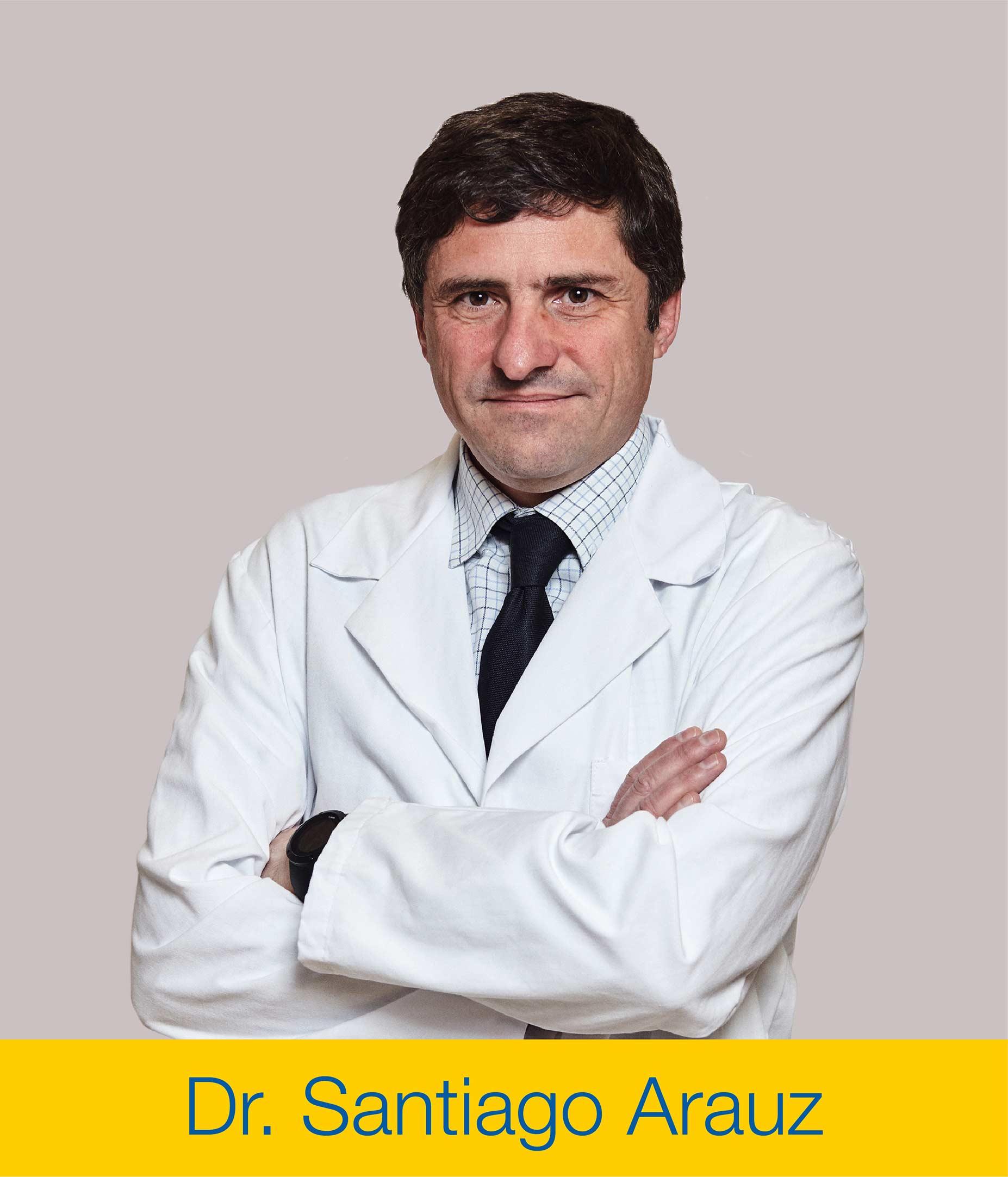 Santiago Arauz Artroscopia Hombro