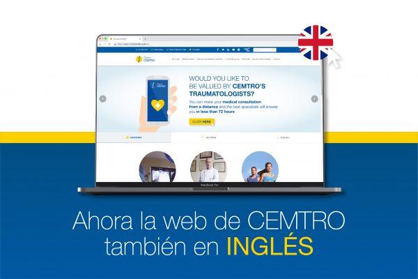 Web CEMTRO Ingles