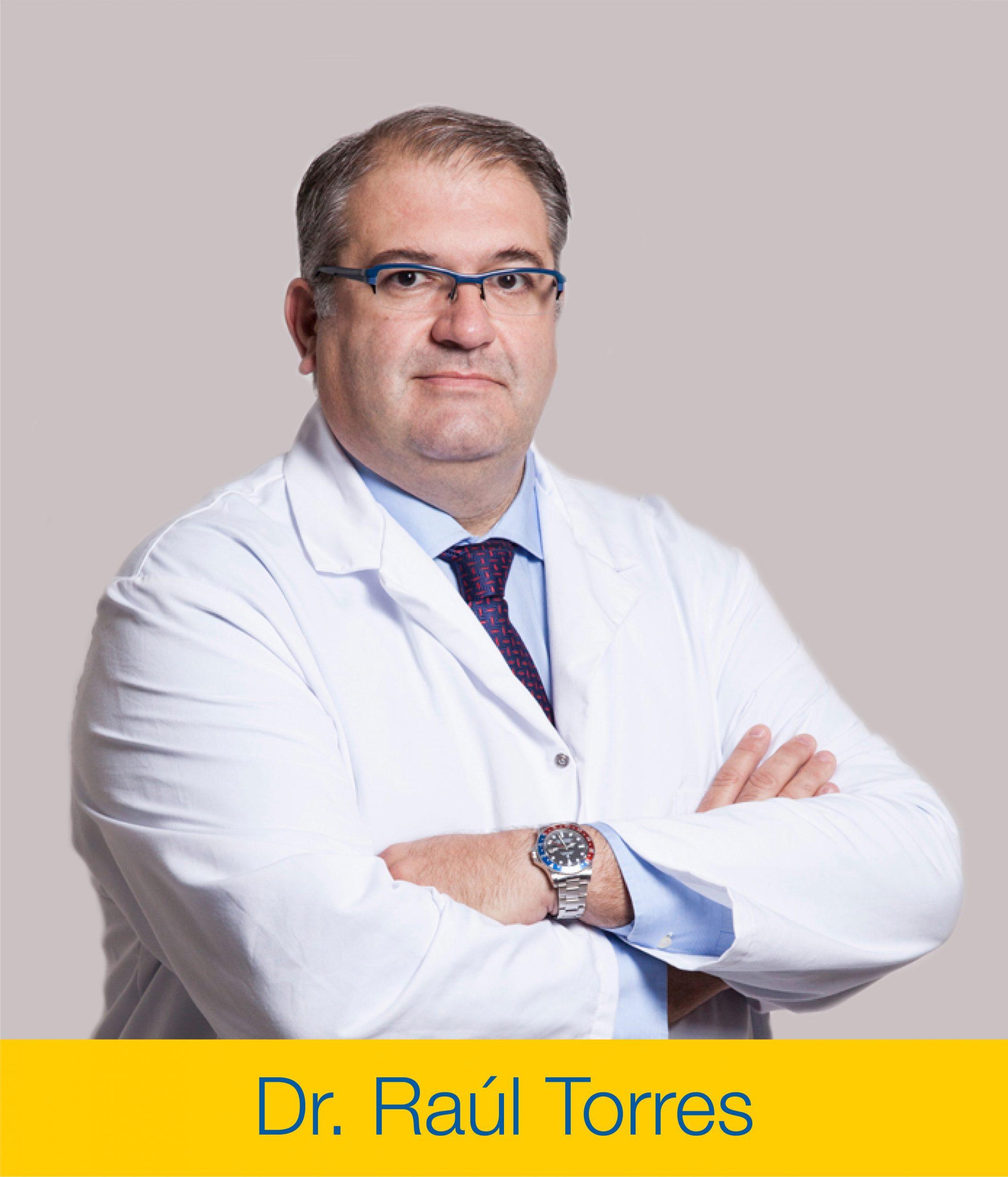 Dr Raul Torres Lesion Condral Cadera