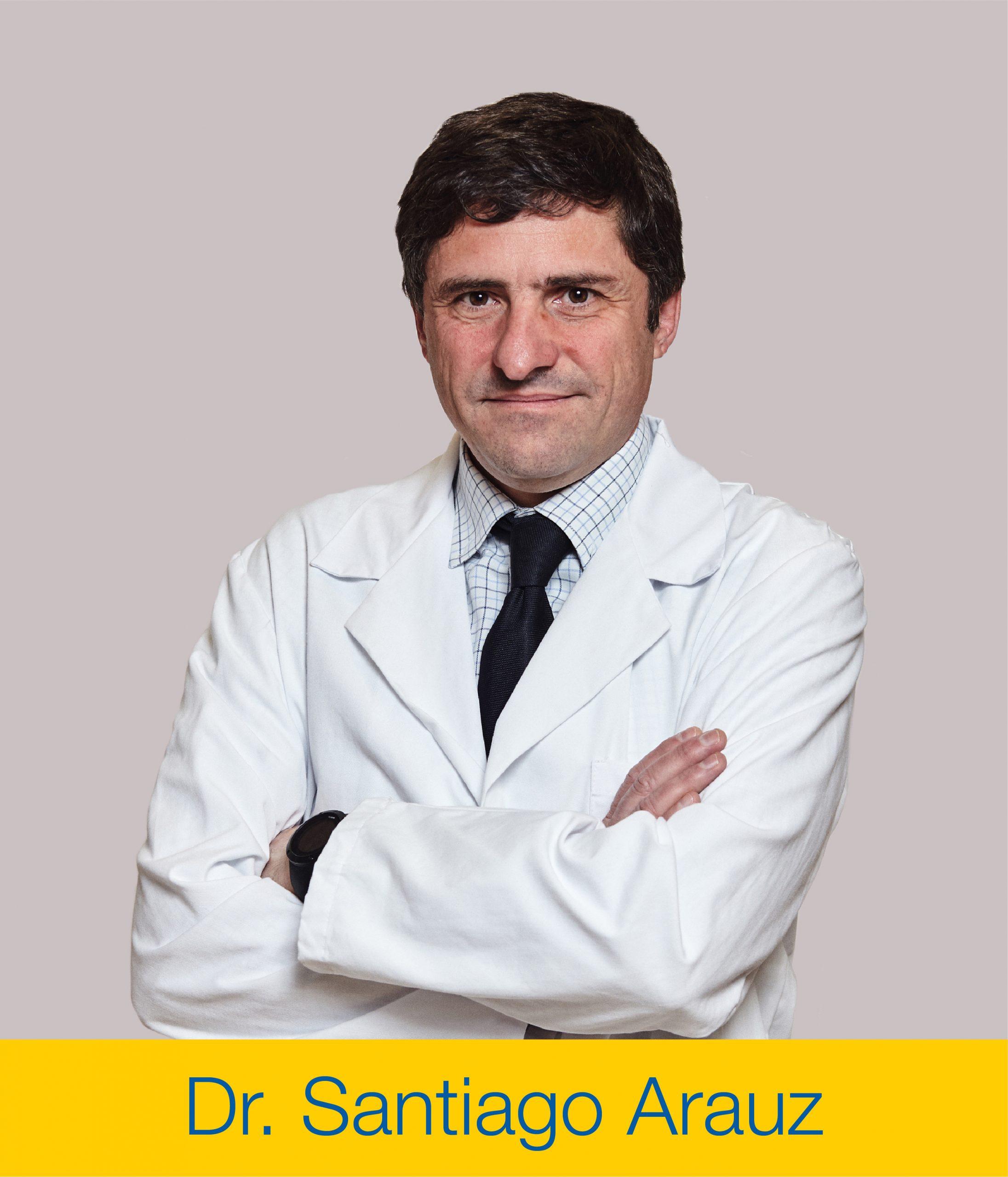 Dr Santiago Arauz Inestabilidad Hombro