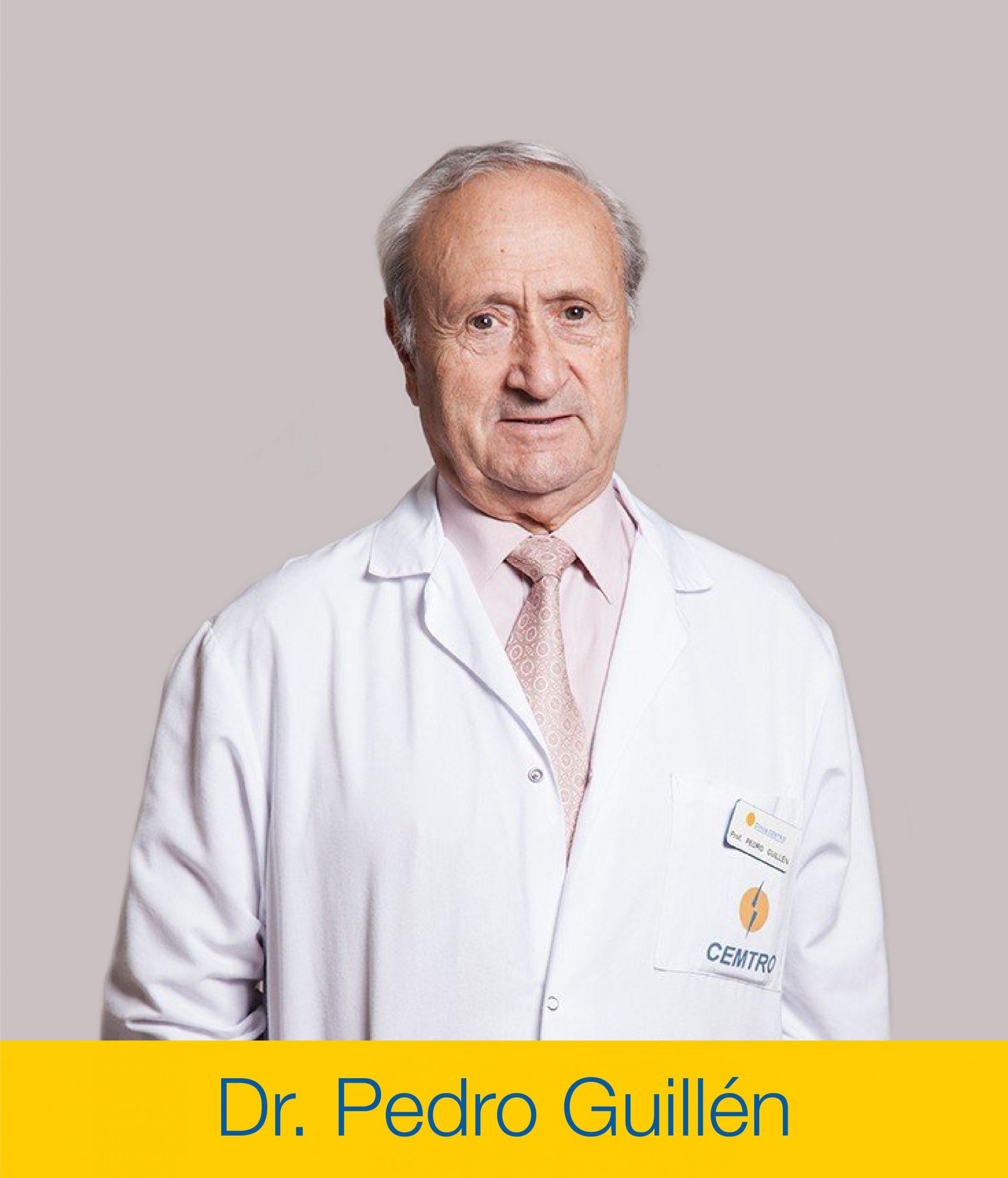 Pedro Guillen Historia Artroscopia