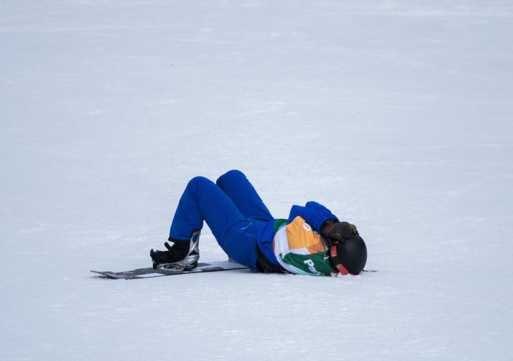 Astrid Fina Medalla Paralimpica Snowboard
