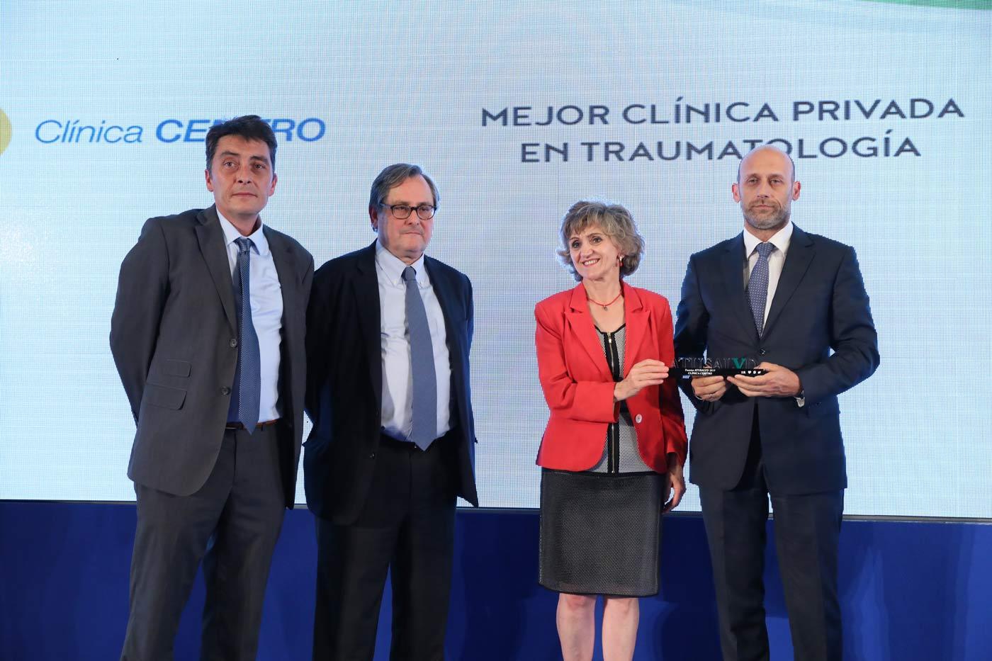 Premio Mejor Clinica Privada