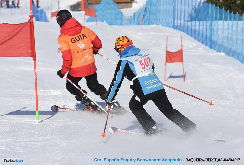 Lesiones Esqui Paralimpico