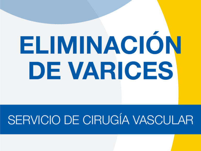 Precio Cerrado Cirugía endovascular de varices