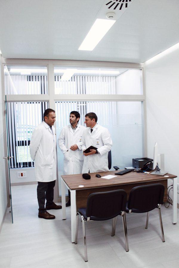 Equipo Medico CEMTRO Mirasierra