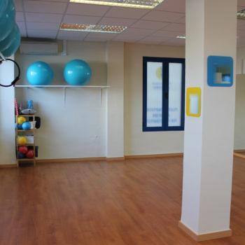 Instalaciones Fisioterapia Cemtro Toledo