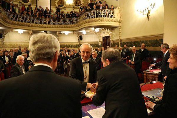 Academicos Numerarios Real Academia Medicina España