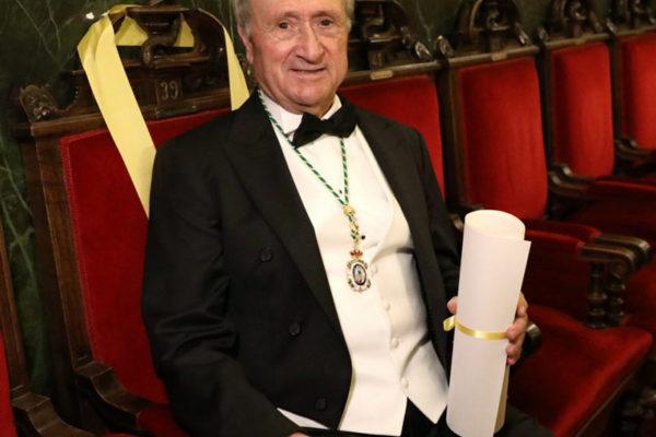 Pedro Guillén Académico Real Academia Nacional Medicina