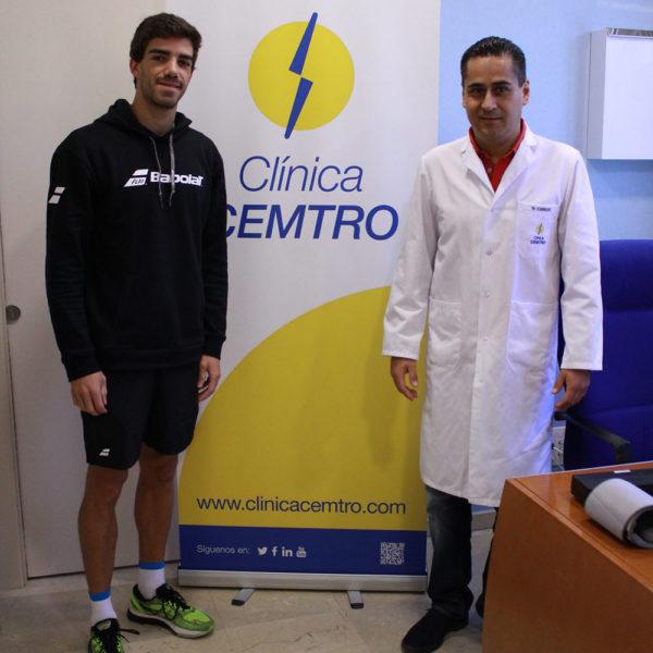 Reconocimientos Medicos Padel CEMTRO