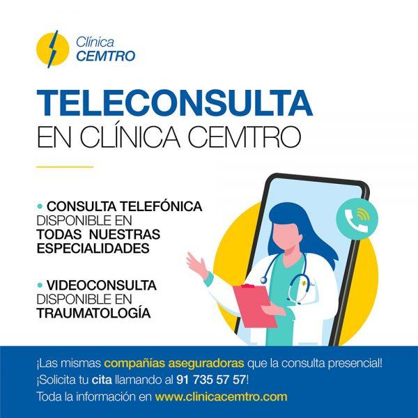 Teleconsultas Medicas CEMTRO