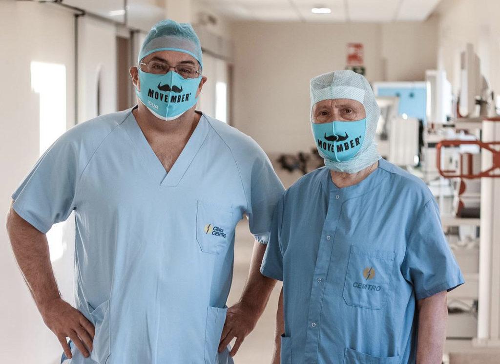 movember cancer prostata clinica cemtro
