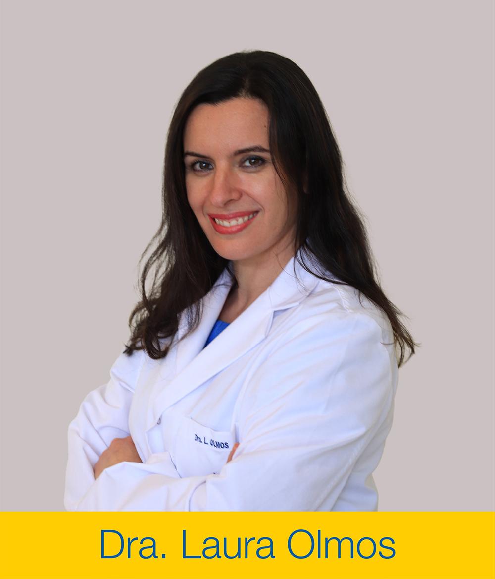Laura Olmos Especialista Rotura Ligamento Cruzado