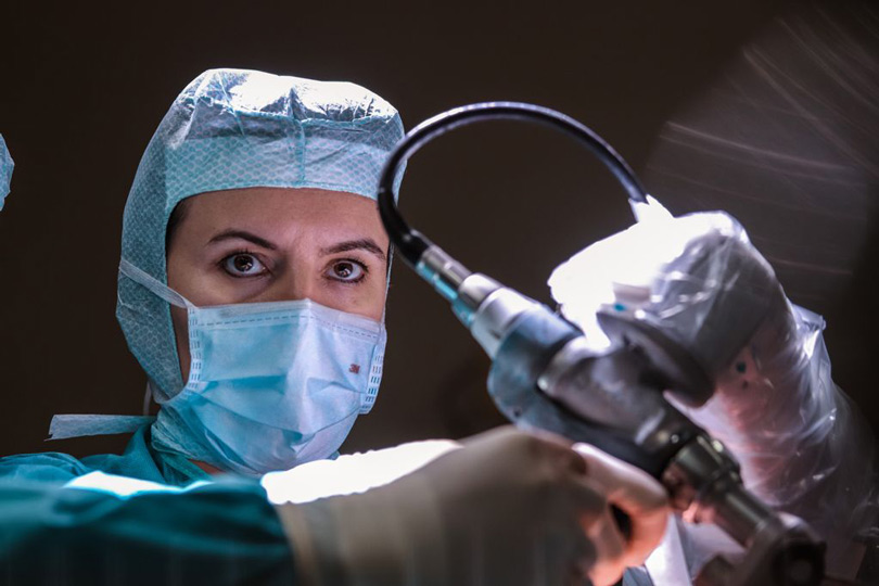 CEMTRO preoperatorio protesis rodilla mako