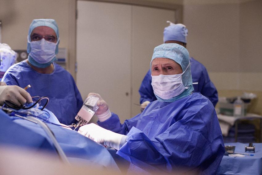 Pedro Guillen artroscopia premio