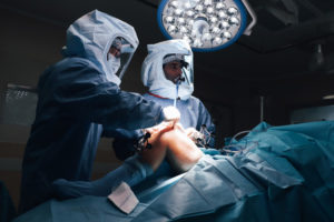 prótesis unicompartimental rodilla cemtro madrid